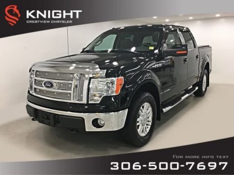 Pre-Owned 2009 Ford F-150 Lariat SuperCrew | Leather | Sunroof