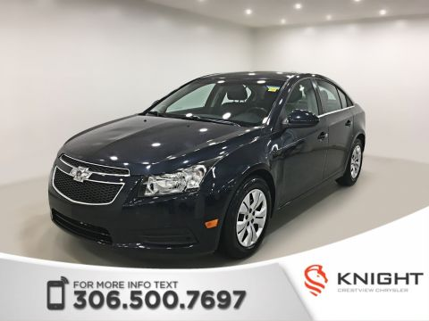 Certified Pre-Owned 2014 Chevrolet Cruze 1LT | Remote Start