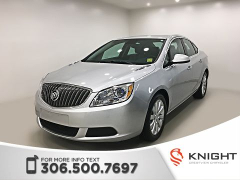 Certified Pre-Owned 2015 Buick Verano Base