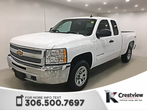 Pre-Owned 2012 Chevrolet Silverado 1500 LT Extended Cab |
