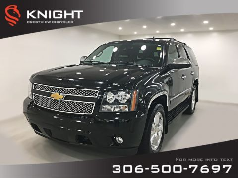 Pre-Owned 2010 Chevrolet Tahoe LTZ | Leather | Sunroof | Navigation | DVD