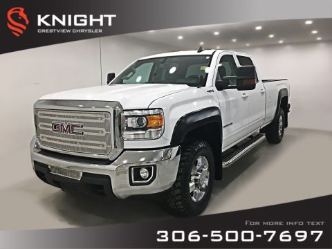 Pre-Owned 2015 GMC Sierra 3500HD SLE Crew Cab | Back-up Camera