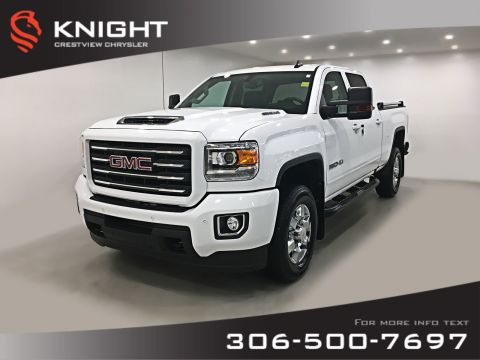 Pre-Owned 2018 GMC Sierra 3500HD SLT Crew Cab | Leather | Sunroof | Navigation
