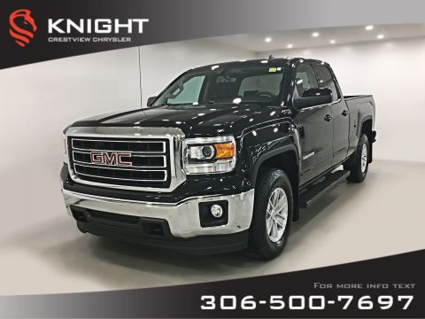 Pre-Owned 2014 GMC Sierra 1500 SLE Double Cab | Remote Start