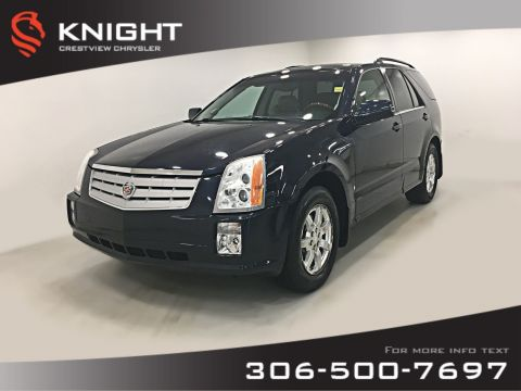 Pre-Owned 2006 Cadillac SRX AWD V6 | Leather | Sunroof | Navigation