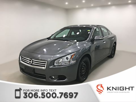 Certified Pre-Owned 2014 Nissan Maxima 3.5 SV | Leather | Sunroof