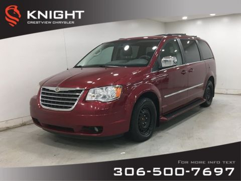 Pre-Owned 2010 Chrysler Town & Country Touring | Leather | Power Doors |