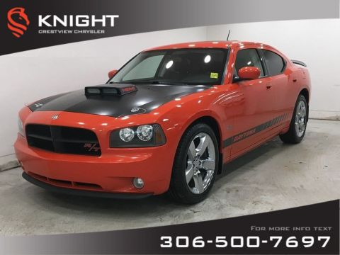 Pre-Owned 2008 Dodge Charger R/T Daytona | Leather | Navigation