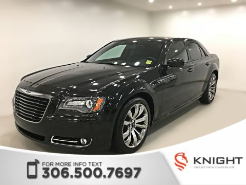 Certified Pre-Owned 2014 Chrysler 300 S | Leather | Sunroof | Navigation