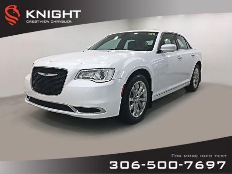 Certified Pre-Owned 2015 Chrysler 300 Touring AWD | Leather | Sunroof