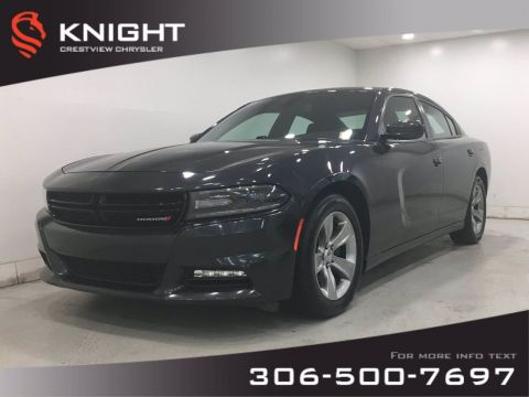 Pre-Owned 2017 Dodge Charger SXT | Sunroof |