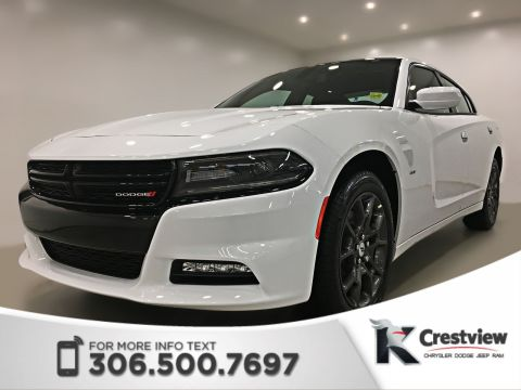 New 2018 Dodge Charger GT Plus AWD V6 | Sunroof | Navigation