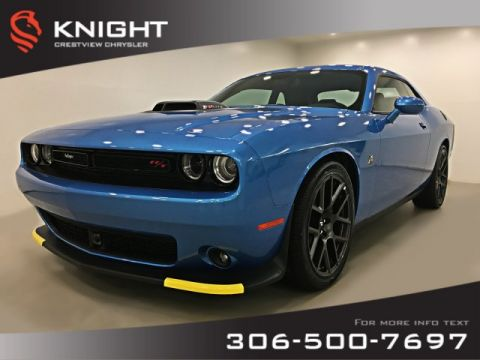 New 2018 Dodge Challenger R/T 392 Scat Pack Shaker RWD 2dr Car