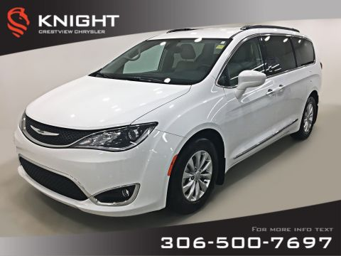 Certified Pre-Owned 2017 Chrysler Pacifica Touring-L | Navigation