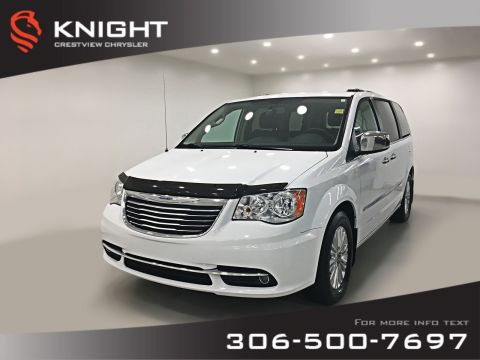 Certified Pre-Owned 2015 Chrysler Town & Country Premium | Navigation | DVD