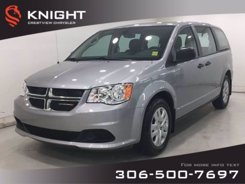 New 2019 Dodge Grand Caravan SE Canada Value Package