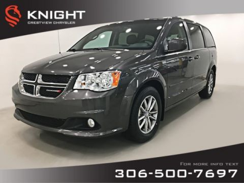 Certified Pre-Owned 2015 Dodge Grand Caravan 30th Anniversary | Leather | Navigation | DVD