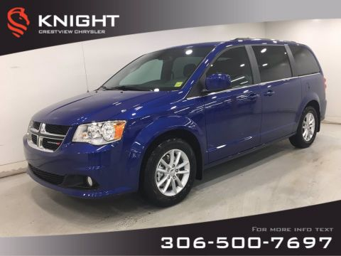 New 2020 Dodge Grand Caravan Premium Plus | Leather | DVD |