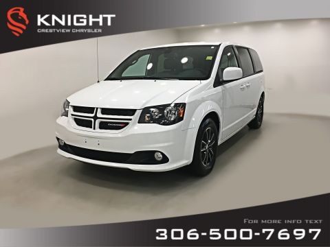 Pre-Owned 2018 Dodge Grand Caravan GT | Remote Start