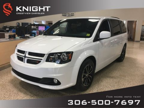 New 2019 Dodge Grand Caravan GT | DVD