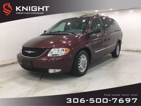 Pre-Owned 2003 Chrysler Town & Country Limited AWD | Leather | Sunroof