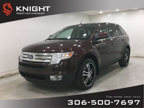 Pre-Owned 2010 Ford Edge Limited AWD | Leather | Panoramic Sunroof