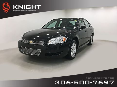 Certified Pre-Owned 2013 Chevrolet Impala LT | Remote Start