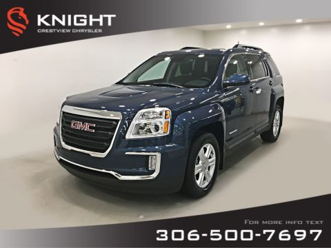 Certified Pre-Owned 2016 GMC Terrain SLE AWD | Heated Seats | Remote Start