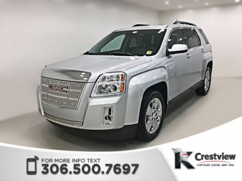 Pre-Owned 2014 GMC Terrain SLT AWD | Heated Seats | Sunroof | Remote Start