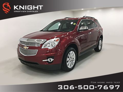 Pre-Owned 2012 Chevrolet Equinox 2LT V6 AWD | Heated Seats | Remote Start