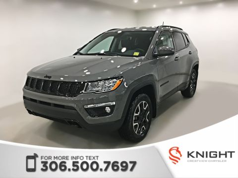 New 2019 Jeep Compass Upland Edition 4x4 | Heated Seats and Steering Wheel | Remote Start