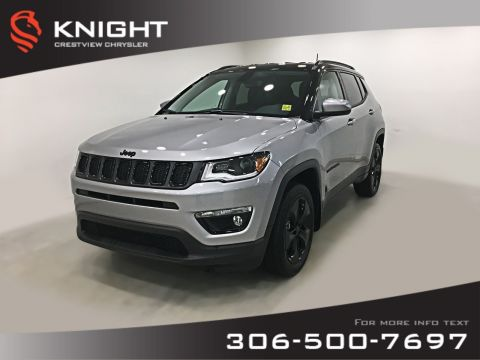 New 2019 Jeep Compass Altitude 4x4 | Heated Seats and Steering Wheel | Remote Start