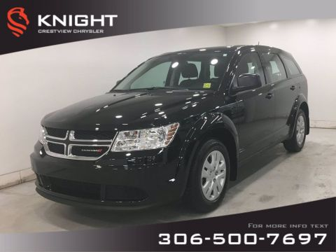 Certified Pre-Owned 2018 Dodge Journey Canada Value Pkg