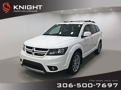 Pre-Owned 2014 Dodge Journey R/T Rallye AWD V6 | Sunroof | Navigation | DVD