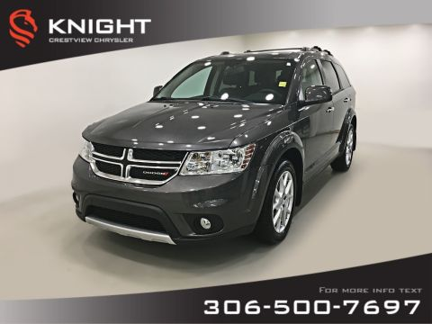 Certified Pre-Owned 2015 Dodge Journey R/T AWD | Leather | DVD AWD Sport Utility
