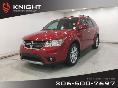 Certified Pre-Owned 2017 Dodge Journey GT AWD | Leather | DVD | Sunroof AWD Sport Utility
