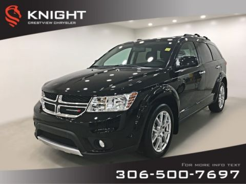 Certified Pre-Owned 2015 Dodge Journey R/T AWD V6 | Leather | Remote Start
