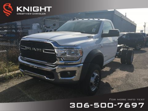 New 2019 Ram 5500 Chassis SLT Regular Cab | FLEET SPECIAL