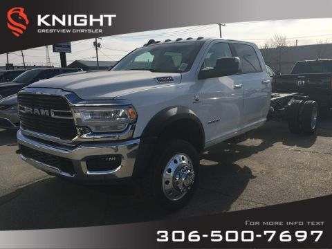 New 2019 Ram 5500 Chassis SLT Crew Cab | FLEET SPECIAL