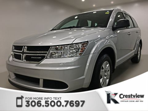 Pre-Owned 2011 Dodge Journey Canada Value Pkg