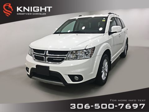 Certified Pre-Owned 2011 Dodge Journey SXT V6 | Heated Seats | Remote Start