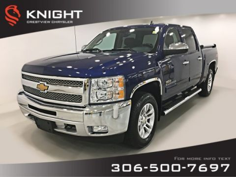 Certified Pre-Owned 2013 Chevrolet Silverado 1500 LT Crew Cab | Remote Start