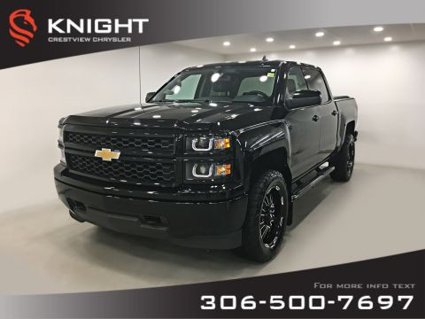 Certified Pre-Owned 2015 Chevrolet Silverado 1500 LT Crew Cab