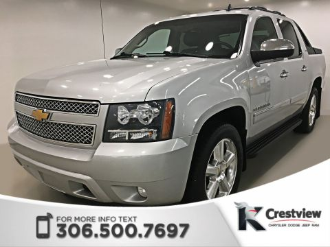 Pre-Owned 2010 Chevrolet Avalanche LTZ Crew Cab | Leather