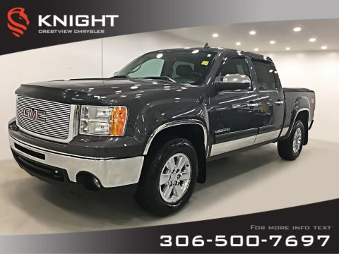 Pre-Owned 2011 GMC Sierra 1500 SLE Crew Cab | Leather