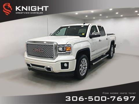 Certified Pre-Owned 2014 GMC Sierra 1500 Denali Crew Cab | Leather | Sunroof | Navigation | DVD