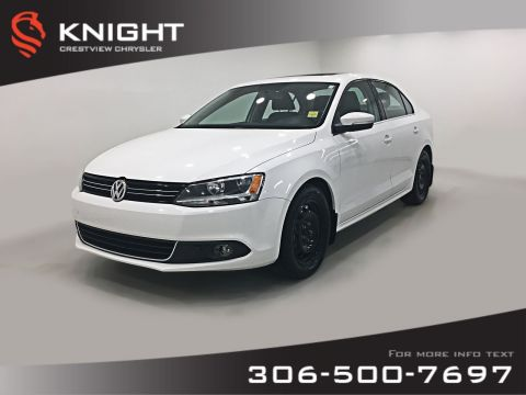 Pre-Owned 2014 Volkswagen Jetta Sedan Trendline+ | Heated Seats | Sunroof