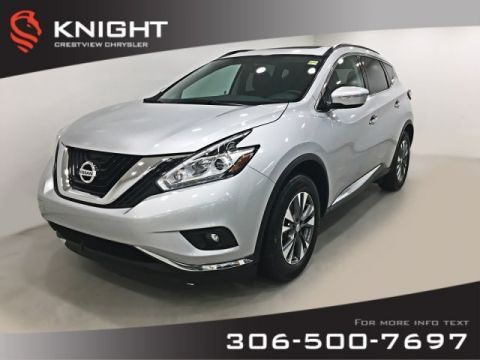 Certified Pre-Owned 2015 Nissan Murano SV AWD V6 | Heated Seats | Sunroof | Navigation