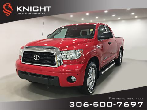 Pre-Owned 2008 Toyota Tundra SR5 Double Cab
