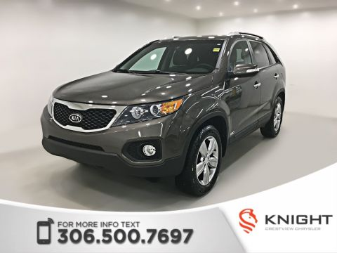 Certified Pre-Owned 2013 Kia Sorento EX AWD | Leather | Remote Start